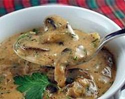 суп с перловкой грибами и говядиной рецепт
