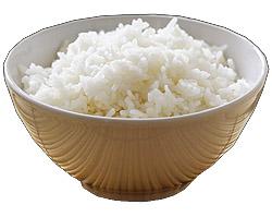 чтобы рис не пригорал